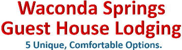 Waconda Springs Guest House